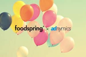 5 Jahre Foodspring Header